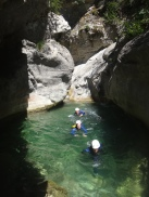canyon clue canyoning nice et alentours
