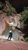 activité canyon proche nice valberg encadrée moniteur