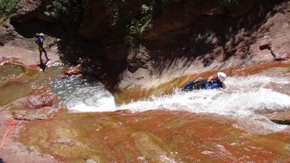 canyoning beuil puget thenier touet sur var guide moniteur