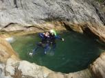 canyon facile proche nice saut eau claire