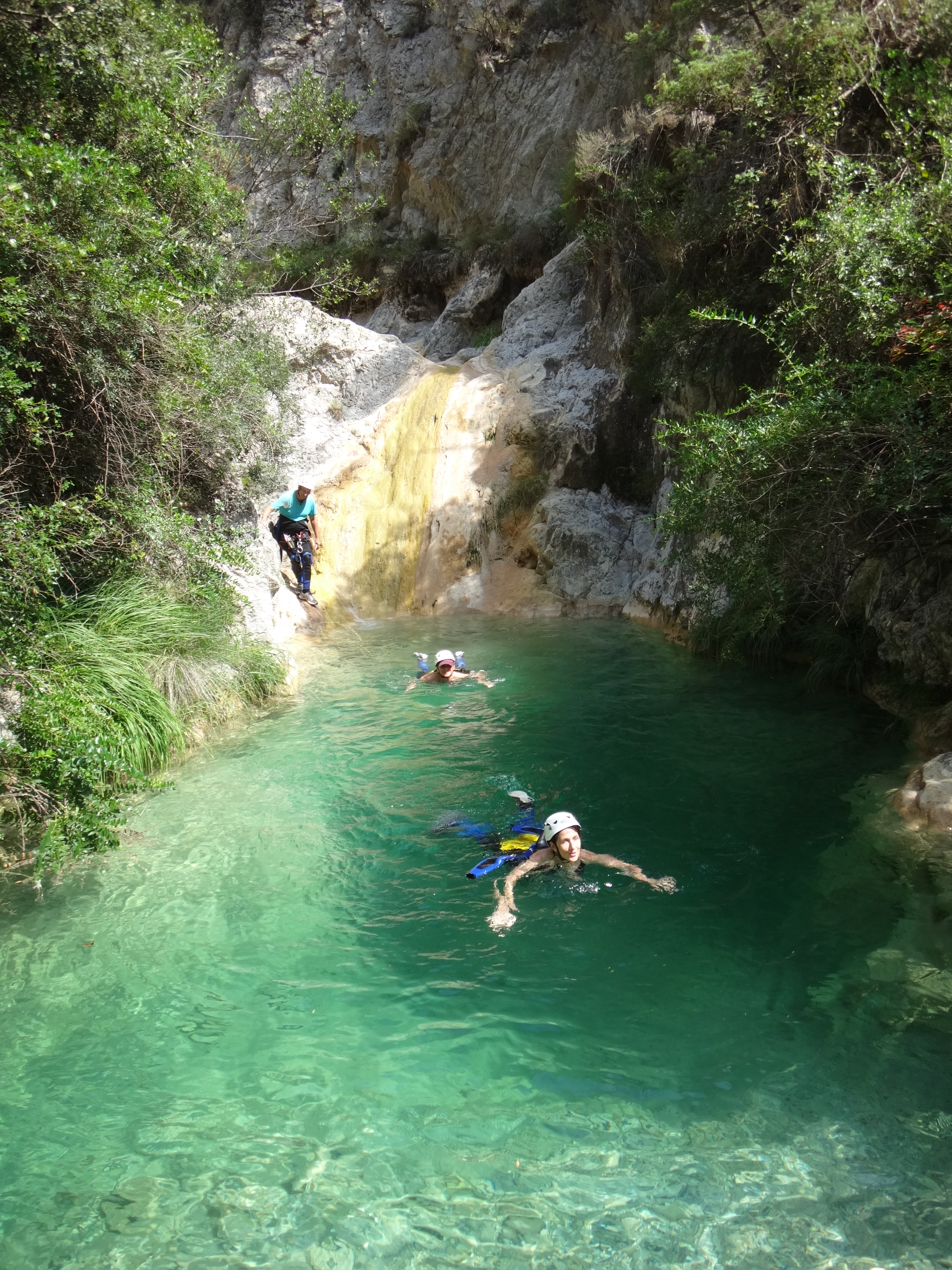 canyoning dans les alpes maritimes d couvrir le canyon entre nice et verdon. Black Bedroom Furniture Sets. Home Design Ideas