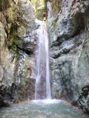 activité sympa proche nice le canyoning