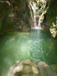 eau sublime dans pierrefeu