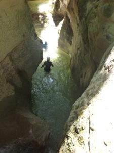 canyoning near nice cannes monaco antibes