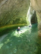 canyon bendola breil deux jours bivouac plus grand canyon