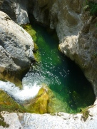 canyon canyoning deux jours plus grand long