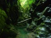 canyoning canyon bendola roya vintimille nice
