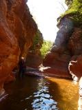 canyoning haut var proche valberg