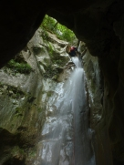 canyon nice proche monaco saut toboggan