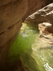 canyoning rafting activité castellane