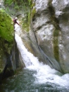 canyoning avec professionnel nice cannes monaco antibes