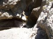 partie haute du riou de cuebris