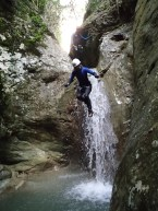 que faire autour de nice canyoning alpes du sud