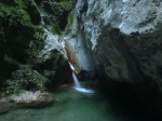 site canyoning cote d'azur
