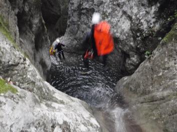 canyoning nice saut monaco proche fun activité top