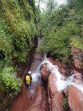 canyoning haut var cians roudoule