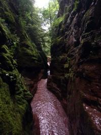clue amen guillaumes canyon gorges daluis