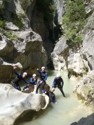 canyon canyoning nice verdon riolan plus beau