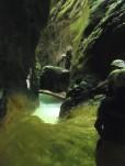 superbe canyon proche de monaco