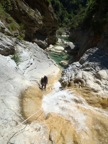 canyoning nice proche vintimille