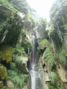 grande cascade de cuebris canyoning esteron castellane nice super