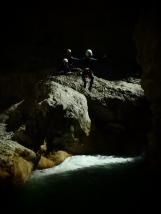canyoning cramassouri proche nice