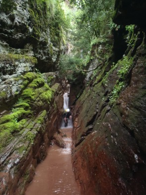 canyoning nice activité été eau montagne