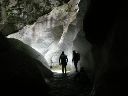 canyoning en suisse ticino