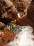 canyon canyoning daluis cians valberg