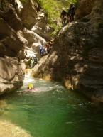 canyoning nice carros saint laurent du var