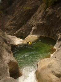 canyon proche nice et verdon