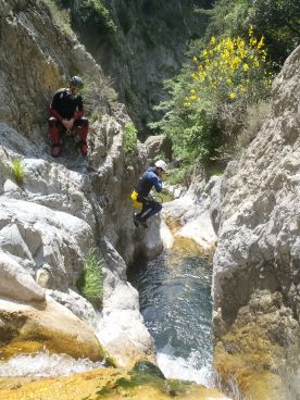 canyon nice monaco activité loisir eau vive