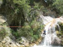 canyoning autour nice proche monaco facile enfants
