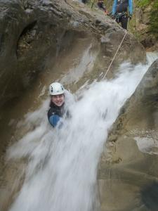 canyon rigolo proche de annot