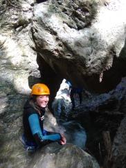canyon vésubie fun nice découverte