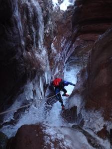 moniteur canyoning cote azur