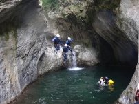 canyoning nice cote d'azur 06 guide verdon