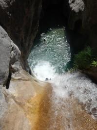 canyon canyoning nice et alentours
