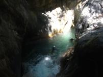 canyoning maglia breil sur roya