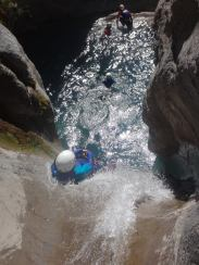 toboggan chaudan fun jump