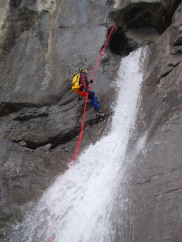 canyoning valberg barcelonette guillaumes