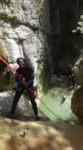 canyon adolescent rigolo fun proche nice