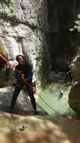 canyon adolescent rigolo fun proche nice